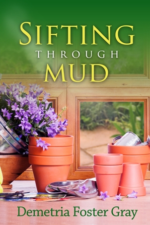 Book Cover KINDLE - Sifting Through Mud- resized small